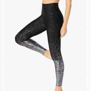 Beyond Yoga Pants & Jumpsuits - Beyond Yoga Alloy Ombré High Waisted Midi Legging